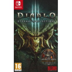 Diablo 3 Eternal Collection - Switch 169016  Nintendo Switch