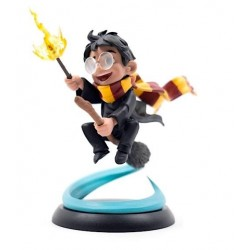 HARRY POTTER - Q-Fig 10 cm - Harry's First Fight 169010  Harry Potter Figurines