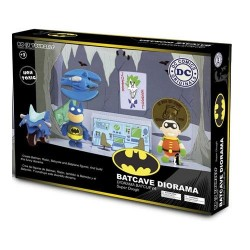 DC UNIVERSE - Pate a Modeler - Do It Yourself - Batcave Set 143215  Speelgoed