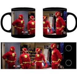 BIG BANG THEORY - Mug - Flash Costumes 143190  Drinkbekers - Mugs