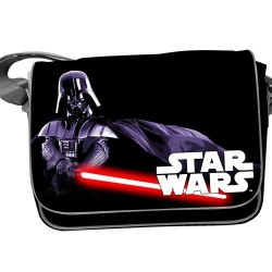 STAR WARS - Messenger Bag W/Flap - DARTH VADER 143153  Messenger Bags