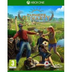 Farmer's Dynasty 169006  Xbox One