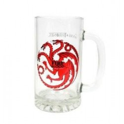 GAME OF THRONES - Beer Stein - Targaryen Crystal 143119  Gadgets
