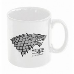 GAME OF THRONES - Beker - Winter is Coming (Stark)