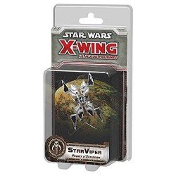 STAR WARS X-WING - Le jeu de Figurines - Extention STAR VIPER 143070  Speelfiguur