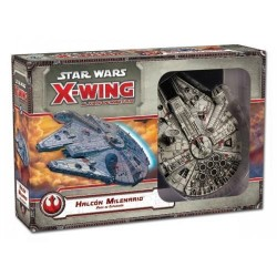 STAR WARS X-WING - Le jeu de Figurines - Extention FAUCON MILLENIUM 143065  Star Wars X-Wing