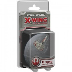 STAR WARS X-WING - Le jeu de Figurines - Extention E-WING 143064  Star Wars X-Wing