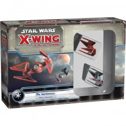 STAR WARS X-WING - Le jeu de Figurines - Extention AS IMPERIAUX 143055  Star Wars X-Wing