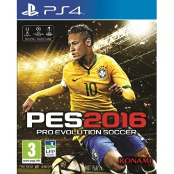Pro Evolution Soccer 2016 - DAY ONE EDITION 143015  Playstation 4
