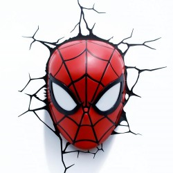 MARVEL - 3D Deco Light - SPIDERMAN 143013  Deco, Wand, Kamer & Nacht Lampen