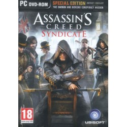 Assassin's Creed Syndicate Special Edition 142990  PC Games