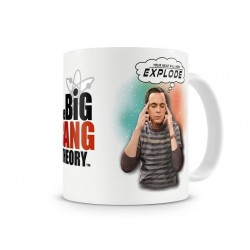 BIG BANG THEORY - Beker - Your Head Will Now Explode