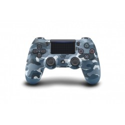 Control Pad Wireless DUALSHOCK 4 Officiel Blue Camouflage V2 - PS4 168980  Playstation 4