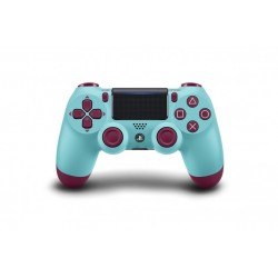 Control Pad Wireless DUALSHOCK 4 Officiel Berry Blue V2 - PS4