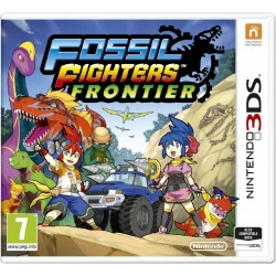 Fossil Fighters Frontier 142828  Nintendo 3DS