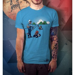 HG CREATION - T-Shirt Mario Kart (XS) 142634  T-Shirts