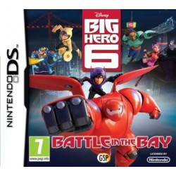 Big Hero 6 : Battle in the Bay 142382  Nintendo DS