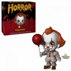 HORROR - 5 Star Vinyl Figure 8 cm - Pennywise 168942  Pennywise - It