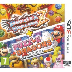 Puzzle and Dragons 142293  Nintendo 3DS