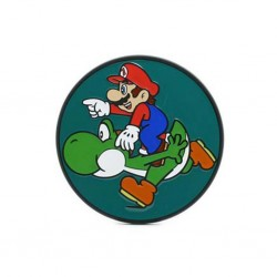 NINTENDO - Mario Takes a Ride with Yoshi Buckle 142148  Nintendo