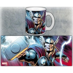 MARVEL - Mug - Thor Serie 1 - Lightning 141985  Drinkbekers - Mugs