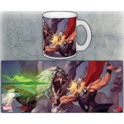 MARVEL - Mug - Thor Serie 1 - Thor vs Malekith 141984  Drinkbekers - Mugs