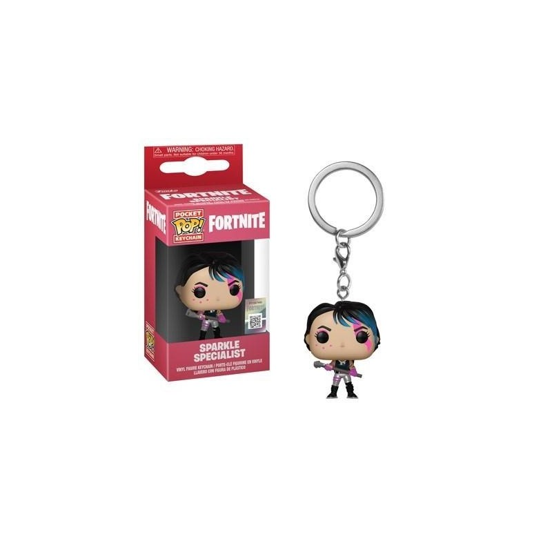 Pocket Pop Keychains : FORTNITE - Sparkle Specialist 171423  Funko Pops
