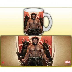 MARVEL - Mug - Wolverine Serie 1 - Samurai 141962  Drinkbekers - Mugs