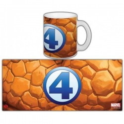 MARVEL - Mug - Fantastic 4 - The Thing 141946  Marvel