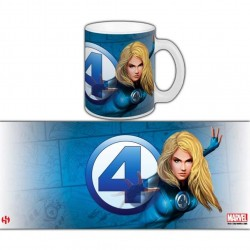 MARVEL - Beker - Fantastic 4 - Invisible Woman