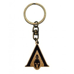 ASSASSIN'S CREED ODYSSEY - Metal Keychain - CREST