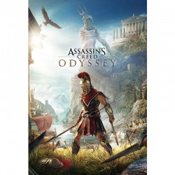 ASSASSIN'S CREED ODYSSEY - Poster 91X61 - Keyart 168921  Posters