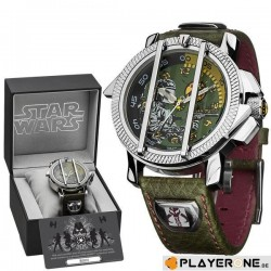 STAR WARS - Collectors Watch - BOBA FETT 141837  Uurwerken