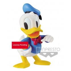 DISNEY - Fluffy Puffy Characters - Donald - 10cm 168911  Disney Figurines