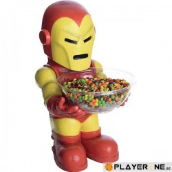 IRON MAN - Figure Candy Bowl Holder - IRON MAN 50 cm 141661  Iron Man