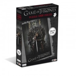 GAME OF THRONES - Puzzle 1000 pces 141617  Puzzels