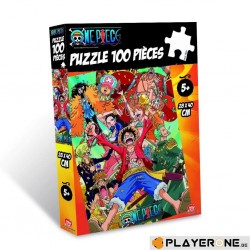 ONE PIECE - Puzzle 100 pces - New World 141611  Puzzels