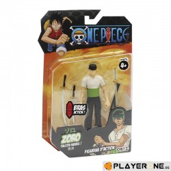 ONE PIECE - Action Figure - Zoro 12 Cm 141603  One Piece