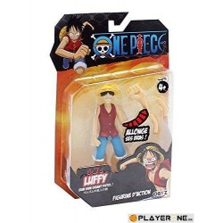ONE PIECE - Action Figure - Luffy 12 Cm 141602  One Piece