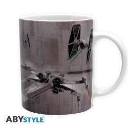 STAR WARS - Mug 320 ml - X-Wing Vs Tie Fighter 141590  Drinkbekers - Mugs