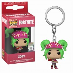 Pocket Pop Keychains : FORTNITE - Zoey