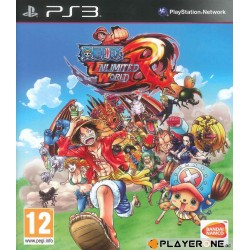 One Piece Unlimited World Red 141317  Playstation 3