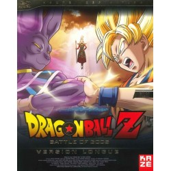 DRAGON BALL Z : Battle of Gods - Le Film Version Longue - Blu-Ray 141299  Blu Ray