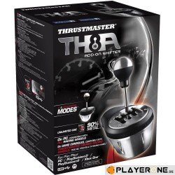 TH8A SHIFTER ADD-ON for T150/T300 /T500 /TX/T-GT  (Thrustmaster) 141295  Computer Accessoires