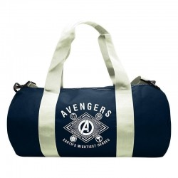MARVEL - Sac de Sport - Avengers Earth's Mightiest Heroes - Navy 168886  Sport Tassen