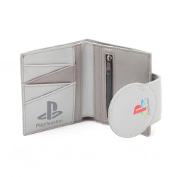 PLAYSTATION - Shaped Playstation Bifold Portemonnee