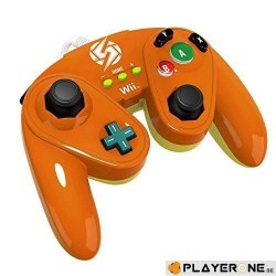 PDP - Nintendo Wired Fight Pad WII U Official GC controller Samus 141004  Nintendo Wii U