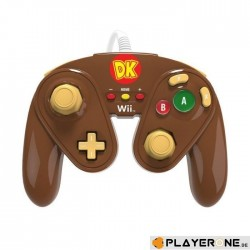 PDP - Nintendo Wired Fight Pad WII U Official GC controller Donkey K