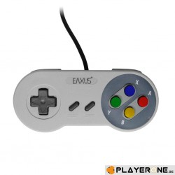 RETRO - Classic Controller SNES (European Color)