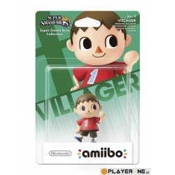 AMIIBO 09 - Smash Villager
